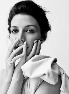 bohemea:  Jessica Pare - Vogue Spain by Dusan Reljin, June 2013