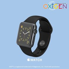 Get in shape with the fitness apps in this #AppleWatch! Follow Us, Retweet, & Favorite this post to win it! #MyDubai