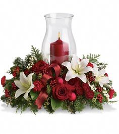 christmas centerpieces - Google Search