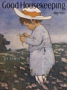 Good Housekeeping Magazine, May 1920 (Jessie Willcox Smith)