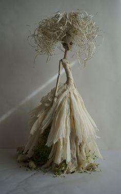 Fantasy   Whimsical   Strange   Mythical   Creative   Creatures   Dolls…