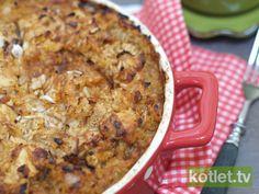 Zapiekany kurczak z ryżem przepis | Kotlet.TV