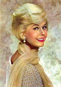 Doris Day born  Doris Mary Ann Kappelhoff 1922-04-03 in Cincinnati, OH