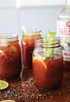 Charleston Bold & Spicy Bloody Mary Mix / Photo by: Stacy Newgent
