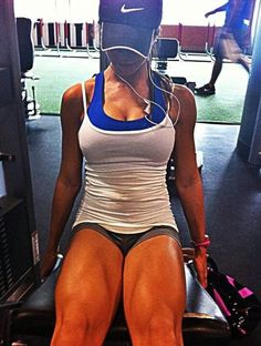 10 Epic Workouts For Women. Thank you fit and healthy everyday, this has always been my favorite workout (machine).