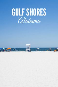 A weekend in Gulf Shores, Alabama means sun, sand and fun! Gulf Shores, Alabama is the perfect place for a family vacation or weekend escape. Read about my favorite things to do and see on Alabama's white sand beaches!