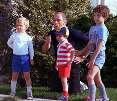 Prime Minister Pierre Trudeau with his three sons (left to right), Sacha, Michel and Justin on May (Peter Bregg/Canadian Press) Liberal Party Of Canada, Trudeau Canada, Justin James, Pierre Paul, O Canada, Canada Travel, Federal Way, Toronto Star, Childhood Photos
