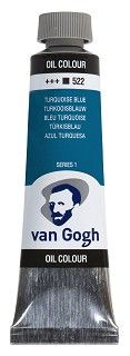 van gogh oil colour