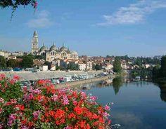 Périgueux - where I live