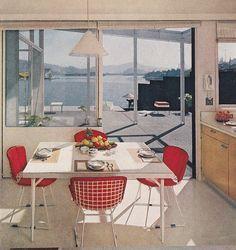 Campbell & Wong Home Interior House & Gardens 1959
