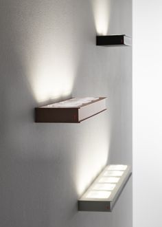 #Quarter, #applique version, available in different sizes and finishes, perfect to enlighten a living room or to be used in contract spaces, Fabbian Illuminazione spa #design #lightdesign #lamp #designlamp #white #Fabbian #mdw2015 #news2015 #cube #white #black #corten #interiordesign #living #homedecor