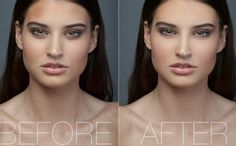 Frequency Separation - Frequency separation is an amazing technique used to retouch skin. It separates the color from the texture and allows you to work on them separately.