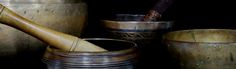A range of our beautiful singing bowls. Hand beaten, from Nepal Mortar And Pestle, Nepal, Bowls, Singing, Range, Beautiful, Stove, Serving Dishes, Serving Bowls