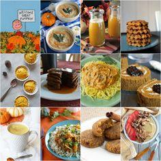 The Great Paleo AIP Pumpkin Recipe Roundup Recipes! Pumpkin Spice Pancakes, Pumpkin Breakfast, Pumpkin Pie Bars, Homemade Pumpkin Puree, Pumpkin Recipes, Pumpkin Curry, Pumpkin Chili, Pumpkin Gnocchi, Pumpkin Mousse