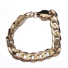 Golden Hand Chain 18k Plated Gold Ring Clasp for Wrist Decoration