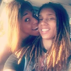 WNBA Stars Brittney Griner and Glory Johnson Are Expecting a Baby!