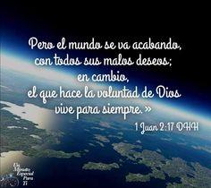 1 Juan 2:17