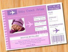 10 Danksagungskarten Geburtskarten Karten Geburt von Ausgefallene Fotokarten auf DaWanda.com