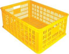 thùng nhựa rỗng 610x430x280 ql-039