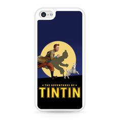 Adventures of Tintin iPhone 5C Case