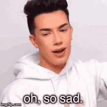 james charles memes gif - Google Search Sister Meme, Sister Quotes, Shook Memes, Charles Meme, Detroit Become Human Connor, Funny Memes, Hilarious, Comedy Central, Cool Things To Make