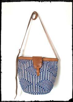 Handmade African Bag Maasai Bag Kiondo by HomeofAfricanArt on Etsy $35