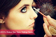 Want to WOW your date on New Years Eve? Try one of these top #NewYearsMakeup trends!