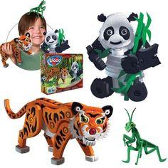 Tigre & Panda de Bloco Modèle: BC-25008  http://411buyitnow.com/fr/jeux-jouets/jouets/jeux-de-casse-tetes/tigre-panda-bc-25008-de-bloco.html