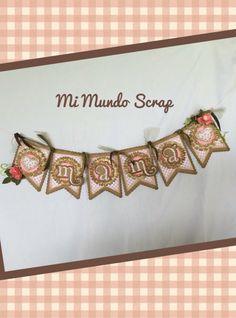 Banderín Día de la Madre