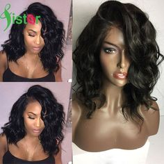 68.03$  Watch here - http://alii1z.worldwells.pw/go.php?t=32780192910 - Nature Wave Full Lace Human Hair Wigs Lace Front Human Hair Wig Full lace Human Hair Wigs For Black Woman Glueless Full Lace Wig