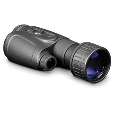 Monoculars are alternatives to binoculars. Just as the name suggests, monoculars offer a single viewing scope. Consequently, a monocular only provides images in while binoculars offer images. Spy Gadgets, Gadgets And Gizmos, Iphone 8 Plus, Visible Spectrum, Cloudy Nights, Spy Gear, Night Vision Monocular, Night Sights, Hunting Gear