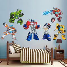 Transformers Rescue Bots Collection