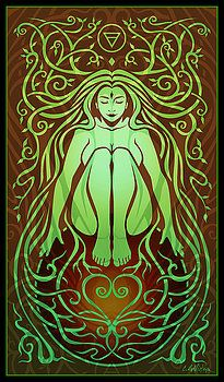 Shop for pagan art from the world's greatest living artists. All pagan artwork ships within 48 hours and includes a money-back guarantee. Choose your favorite pagan designs and purchase them as wall art, home decor, phone cases, tote bags, and more! Earth Spirit, Pagan Art, Spirited Art, Sacred Feminine, Gods And Goddesses, Book Of Shadows, Art Plastique, Graphic, Magick