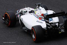 Felipe Massa, Williams, Suzuka, Saturday, 2014