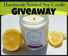 The Bronx Naturals is an Eco-friendly company that offers natural, Eco-friendly luxuries. Soy candles are their specialty, but they also offer a monthly subscription box. Learn more and enter the giveaway to win (Giveaway ends 4/29/15)