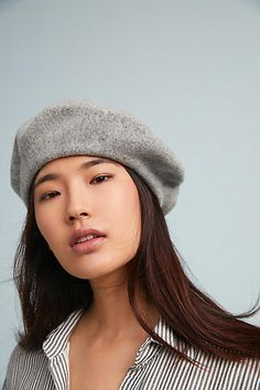 8f1258ab A beret I need to add to my collection some time soon! Anthropologie Bonnie Beret  A cute beret I found, it also is an affiliate post.