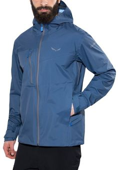 a77a8565f3469 Salewa Outdoorjacke »Puez Aqua 3 PTX Jacket Men«