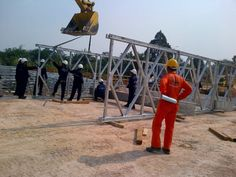 Engineering Steel Bridge [Truss,Girder,Bailey,Plengkung] Hp.081329722272 / BB. 32fcdb48. http://www.jembatan.biz