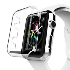 Watchbands Accessories Case For Apple Watch iWatch Protective HD Clear PC Screen Protector Ultra Thin Replacements Cover Case  EUR 1.59  Meer informatie  http://ift.tt/2wqe9MF #aliexpress