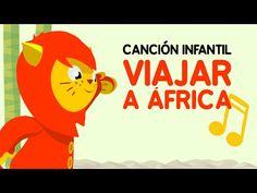 El Revolero Mundo de Rukkia: Mochileros. Africa Para Niños.