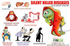 silent killer diseases