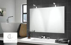 Domus Linen Jimpy XL -valaisimet Helakeskukselta. Helppo ja kätevä asentaa kylpyhuoneen peiliin. #domusline #jimpy #valo #lamppu #valaistus #light #koti #home #decoration #room #huone #kylpyhuone #bathroom #yritysmyynti