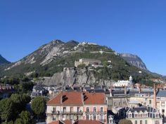 Grenoble - Isère - la Bastille