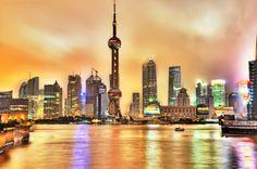 The Bund, Shanghai bySprengben