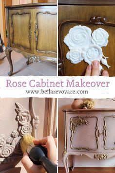 Gold Furniture, Chalk Paint Furniture, Hand Painted Furniture, French Furniture, Refurbished Furniture, Repurposed Furniture, Furniture Projects, Furniture Makeover, Vintage Furniture