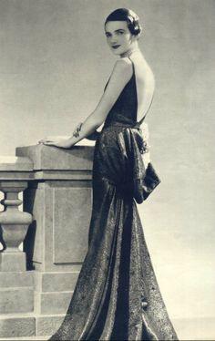 Mainbocher, 1930s