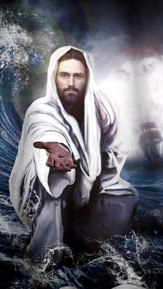 Jesus Christ Painting, Jesus Art, Jesus Reyes, Jesus Photo, Pictures Of Jesus Christ, Christian Pictures, Bride Of Christ, Jesus Is Coming, Jesus Is Lord