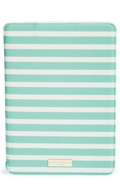 Kate Spade New York mont square 'iPad Air Hard Case Folio available from #Nordstrom Ipad Wallpaper Kate Spade, Ipad Wallpaper Quotes, Ipad Air Wallpaper, Ipad 2 Case, Ipad Mini Cases, Tablet Cases, Kate Spade Nordstrom, Kate Spade Ipad Case, Kate Spade New York