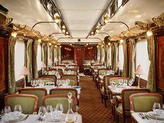 """A l'occasion de l'exposition """"Il était une fois l'Orient Express"""" qui lui est..."""