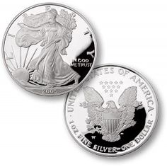 silver coins, invest in assets that holds value in tough times.